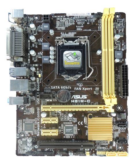 Placa Mãe Desktop Asus H81m-c 4 Geração Lga1150 (12712)