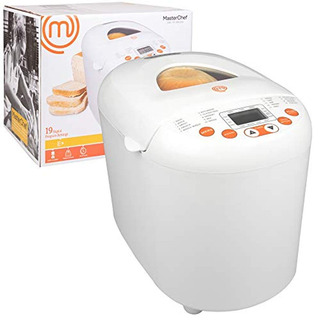 Masterchef Bread Maker- 2-pound Programmable Machine W 19 Se