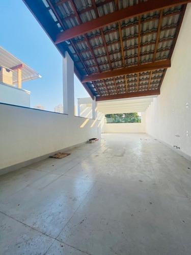 Imagem 1 de 20 de Cobertura 3 Quartos Santo André - Sp - Jardim - Rm489co