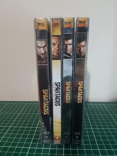 Serie Spartacus Original
