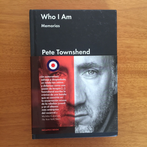 Pete Townshend Who I Am (nuevo)