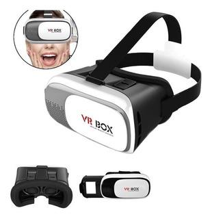 Lentes Gafas Realidad Virtual Rv Vr 3d
