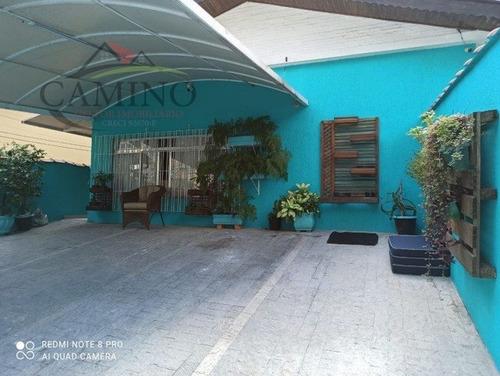 Imagem 1 de 6 de Casa A Venda No Bairro Enseada Em Guarujá - Sp.  - 2239-1