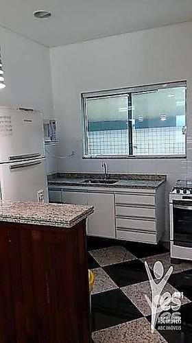 Imagem 1 de 19 de Ref.: 3223 - Apartamento Com 03 Dormitórios Com Suíte E 01 Vaga De Garagem - Vila Scarpelli, Santo André - 3223