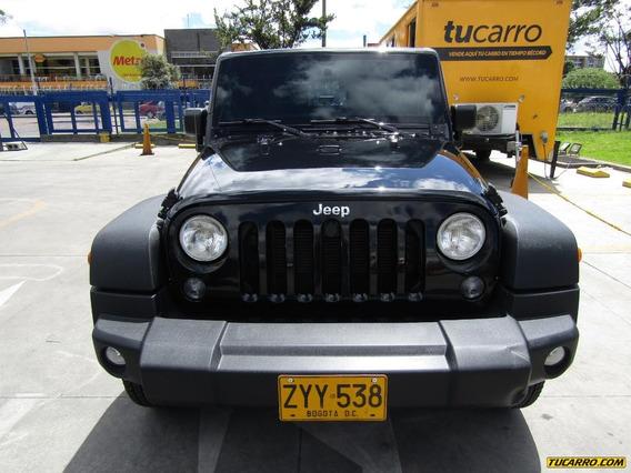 Jeep Wrangler Full Equipo 4x4