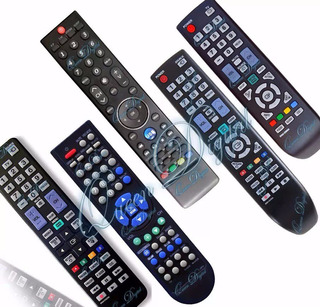 Control Remoto Lcd Led Tv Varios Modelos Y Marcas