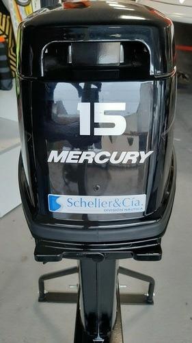 Motor Fuera De Borda Mercury 15hp 2t 0hs