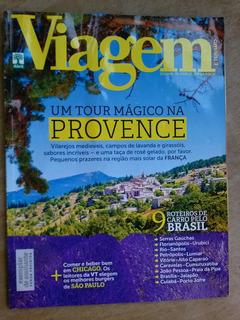 Revista - Viagem E Turismo - Abril 2016 - Provence