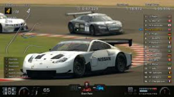 Gran Turismo 6 Semi-novo De Ps3 Em Ótimo Estado.