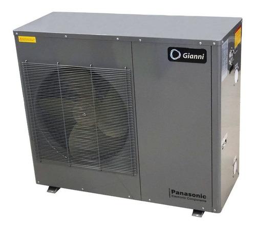 Bomba De Calor Calentador Piscina Gianni C/wifi P/50.000 L
