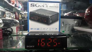 Radio Reloj Sony Con Bluetooth