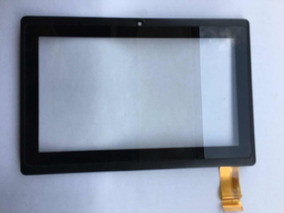 Touch E Moldura Originais Tablet Spacee Modelo Ffq88db V1.1