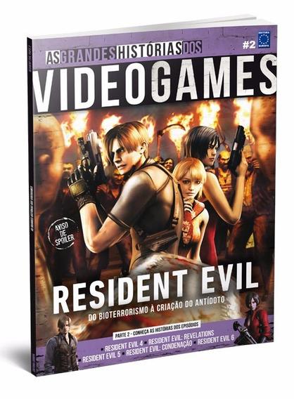 Grandes Histórias Dos Videogames Resident Parte 2 Frete 12