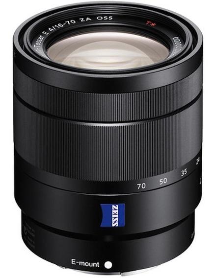 Lente Sony Vario-tessar T * E 16-70mm Com Nota Fiscal