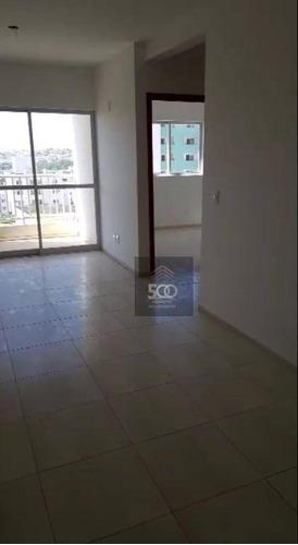 Apartamento Com 2 Dormitórios À Venda, 65 M² Por R$ 225.000,00 - Jardim Janaína - Biguaçu/sc - Ap1904