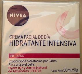 Nivea Crema Facial Dia Hidratante Intensiva Aceite Almendra