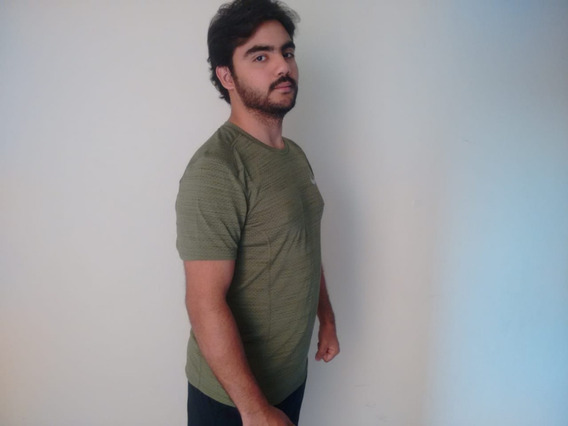 Camiseta Nike Masculina Running - Dri Fit - Original