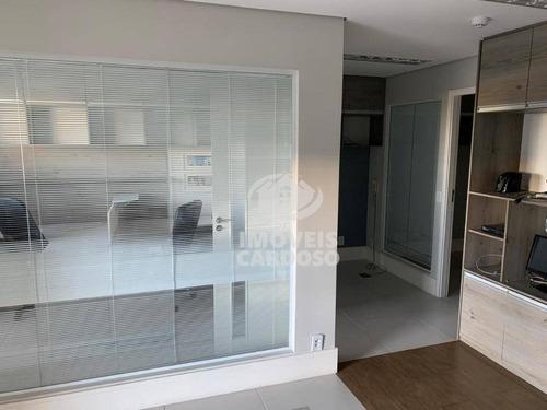 Conjunto À Venda, 46 M² Por R$ 370.000,00 - Santo Amaro - São Paulo/sp - Cj4678