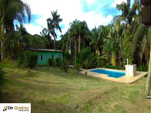Imagem 1 de 20 de Chácara Em Miracatu , Bairro Panelas , Isolada , Lado Morro ,murado - 5035 - 68198477