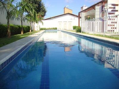 Casa Em Condomínio À Venda, Parque Manibura, Fortaleza. - Ca2578