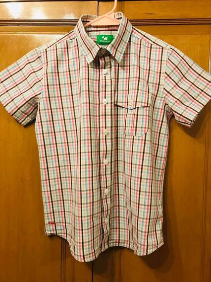 Camisa De Niño Ferrioni Talla 10 A