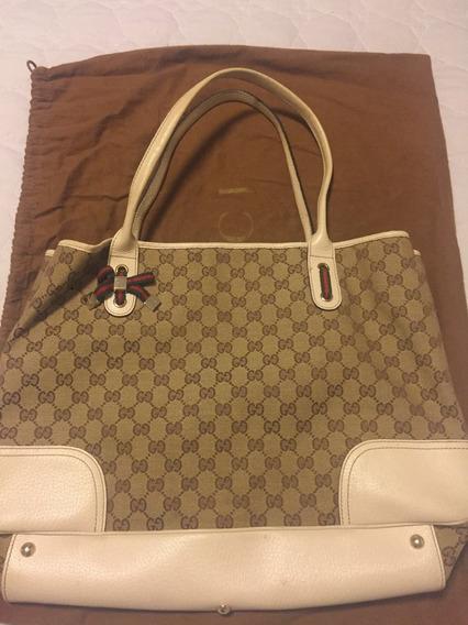 Bolsa Gucci Tecido