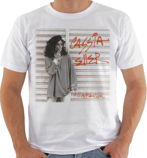 Camiseta Ou Regata Cassia Eller Album O Marginal 9337