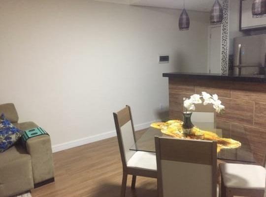 Apartamento Em Vila Alba, Araçatuba/sp De 57m² 3 Quartos À Venda Por R$ 190.000,00 - Ap400616