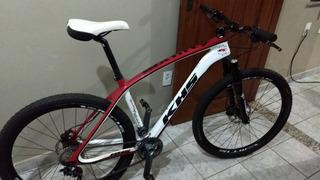 Bicicleta Khs Sixfifty Team Carbono - Aro 27,5 (não É 29)