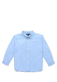 c6c930a13 Remate Camisa Manga Larga Bebe Niño Tommy Hilfiger 18 Meses