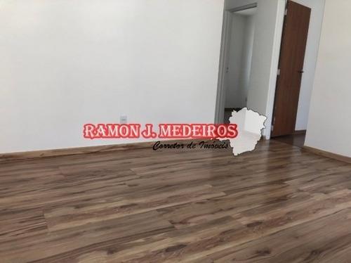 Imagem 1 de 14 de Financ. Lindo Apto 2qts Bairro Sossego Ribeirão Das Neves-mg