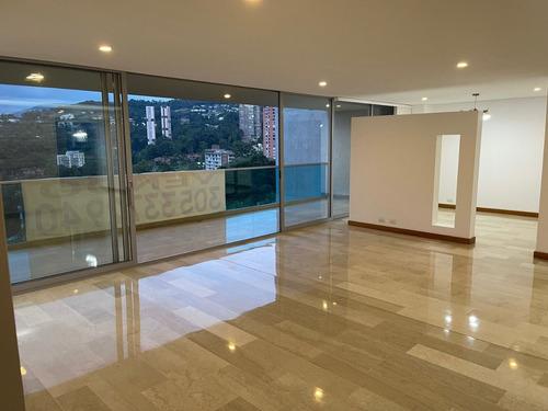Imagen 1 de 14 de Espectacular Apartamento De 240 M2 En El Poblado