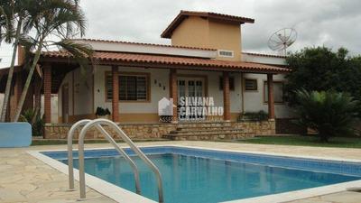 Chácara Com 2 Dormitórios À Venda, 1000 M² Por R$ 650.000 - Condomínio Santa Inês - Itu/sp - Ch0236