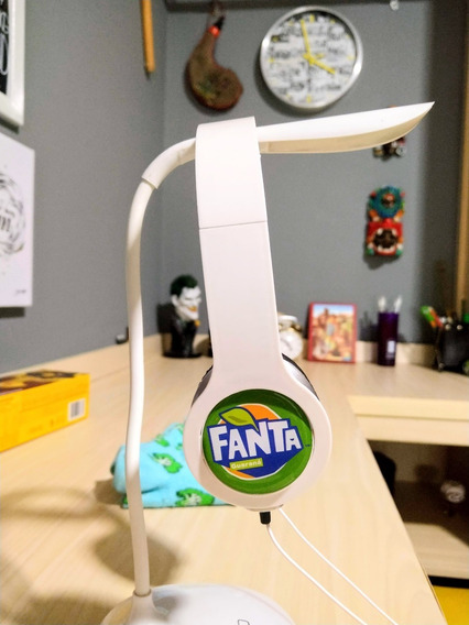 Headphone Fanta