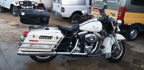Harley-davidson Harley Davison Flhp