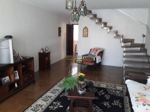 Imagem 1 de 30 de Sobrado Com 3 Dormitórios À Venda, 233 M² Por R$ 800.000,00 - Jardim Vila Formosa - São Paulo/sp - So1599