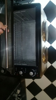 Horno Eléctrico Standar Electric Modelo Ste-1066