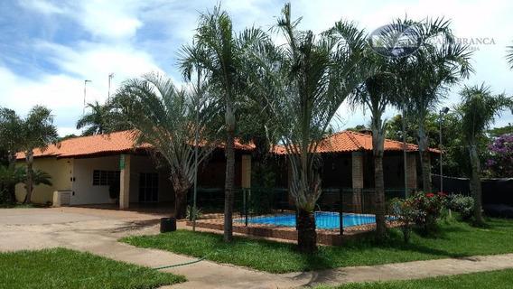 Chácara Rural À Venda, Chácaras Moema, Araçatuba. - Ch0026