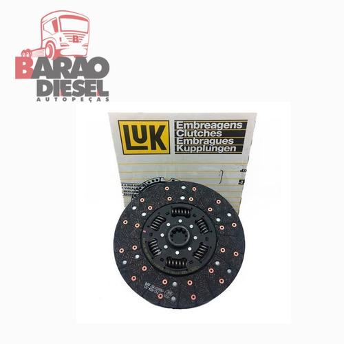 Disco Embreagem Mb608/708 Luk