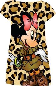 Mickey Safari - Vestido Adulto