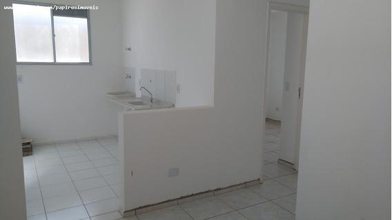 Apartamento Para Venda Em Tatuí, Vila São Lázaro, 2 Dormitórios, 1 Banheiro, 1 Vaga - 259_1-961334