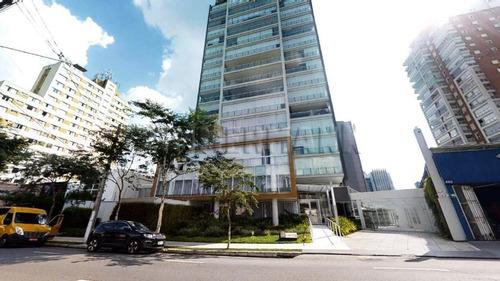 Imagem 1 de 15 de Apartamento - Itaim Bibi - Ref: 120431 - V-120431