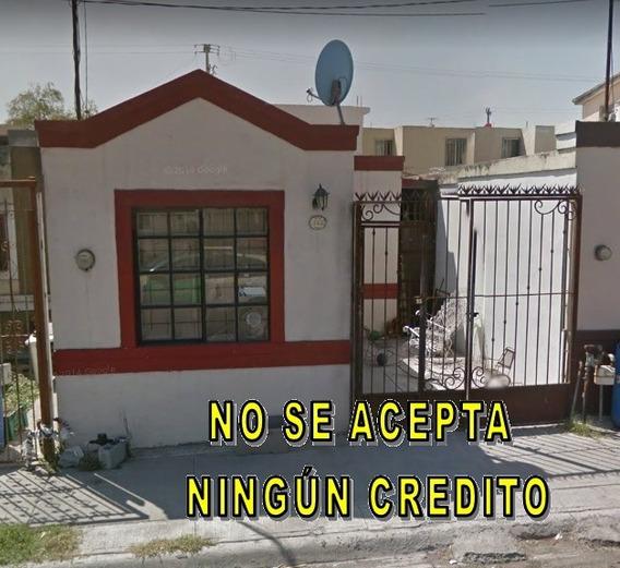 Casa En Remate Hipotecario Apodaca, Nuevo León (ac-7621)