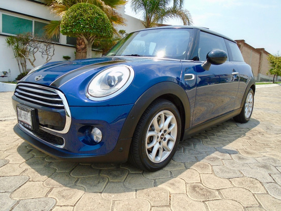Mini Cooper Pepper 2016