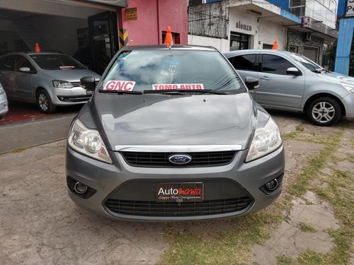 Ford Focus Ii 1.6 Exe Style 1.6  Gnc Tomo Auto