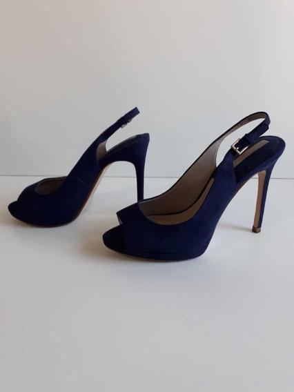 Sapato Azul Marinho - Zara