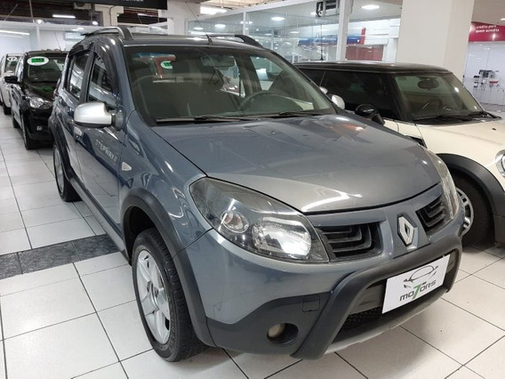 Sandero 1.6 Stepway 16v Flex 4p Manual