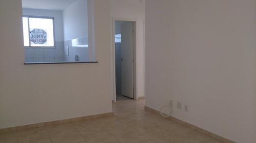 Apartamento De 02 Quartos Com Suite - 693