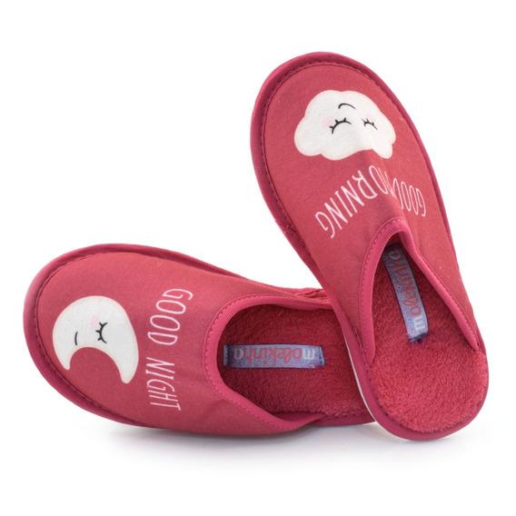 Pantufa Infantil Molekinha - 2314101-16036