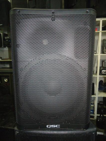 Qsc Cp12 Caixa De Som Ativa 1000w